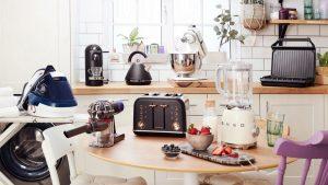 Choose Energy-Efficient Home Appliances